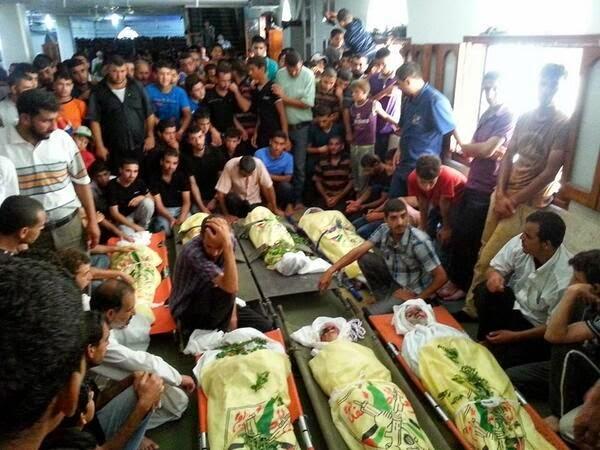 Fake Murders in Israel?