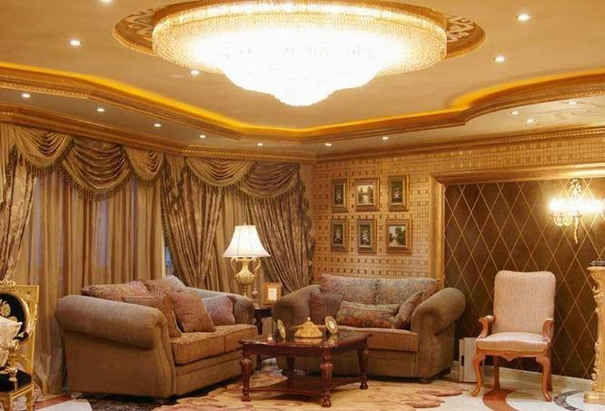 Gypsum ceiling designs for living room for Gypsum ceiling designs for living room
