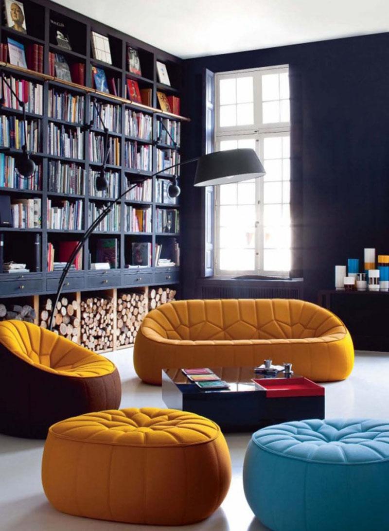 Living Room Rack