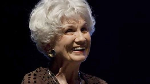 HAPPY BIRTHDAY TO ALICE MUNRO--July 10