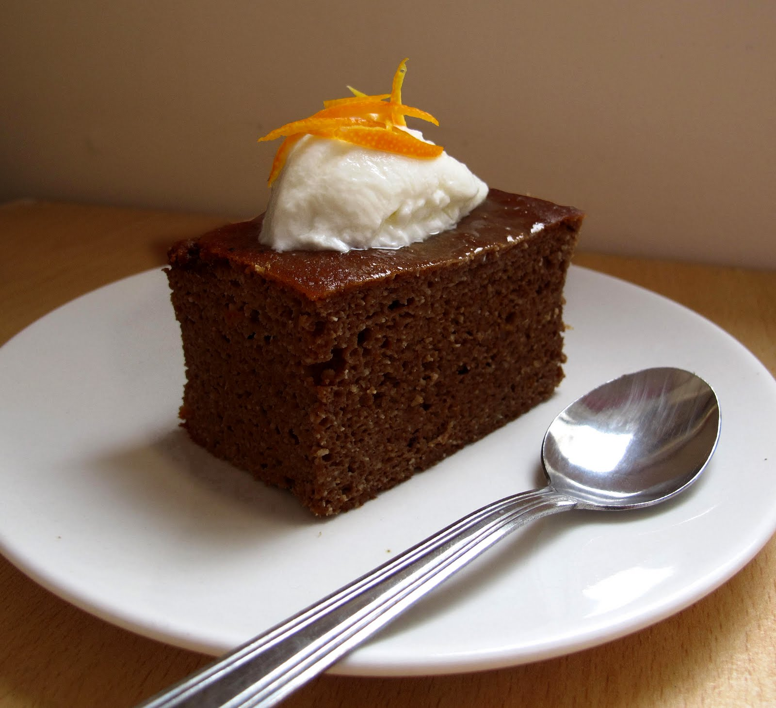 Nigella lawson flourless orange cake recipe
