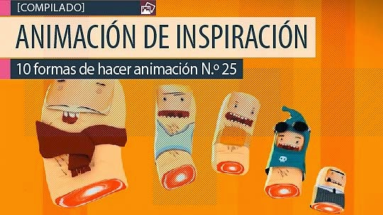 Animación. 10 formas de hacer animación N.º 25
