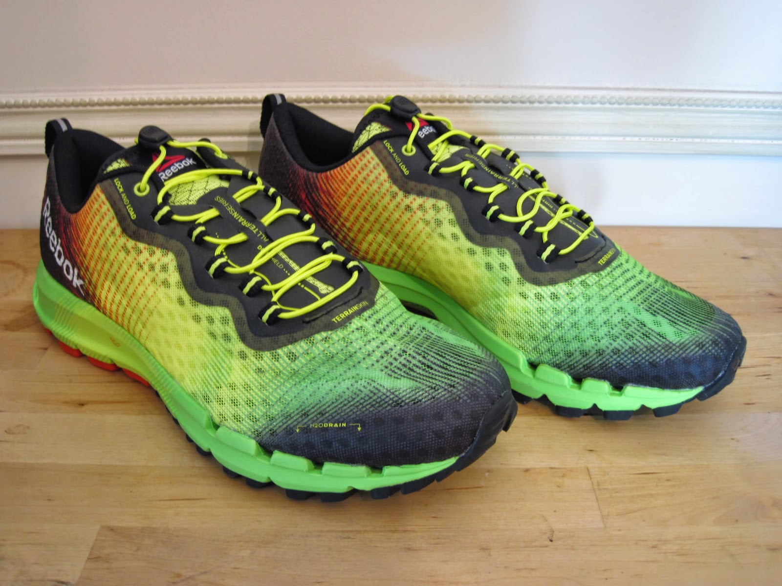 Mudman Terrain All ThunderocrShoes The ReportGear ReviewReebok f7gyvYb6