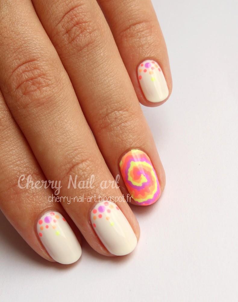 Idée Vernis Facile se rapportant à cherry nail art - blog mode beauté: août 2015