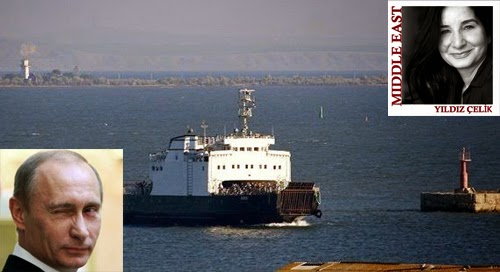 Amiral Essen yeniden Suriye yolunda