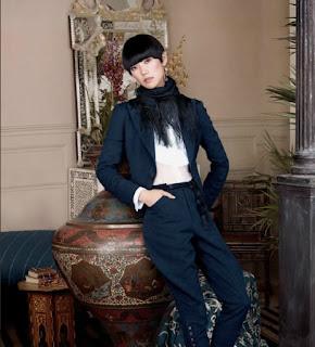 Ralph Lauren Blue Label Collection 2011 - 2012