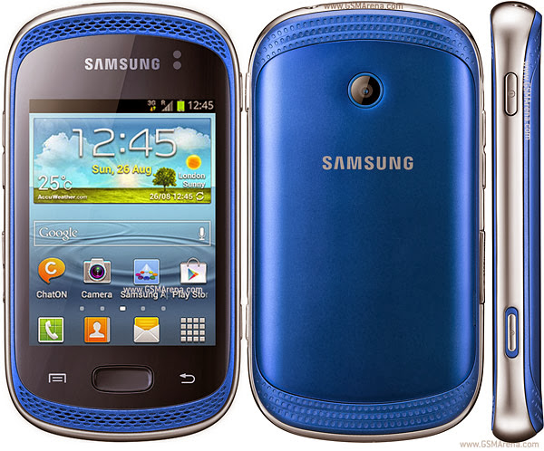 Spesifikasi Samsung Galaxy Music S6010