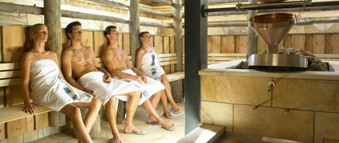 Are saunas really helpful for sore muscles?