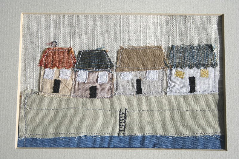 Driftwood and daisies: northumbrian textile art