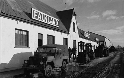 El fin de la Guerra de la Malvinas. dos meses y 00