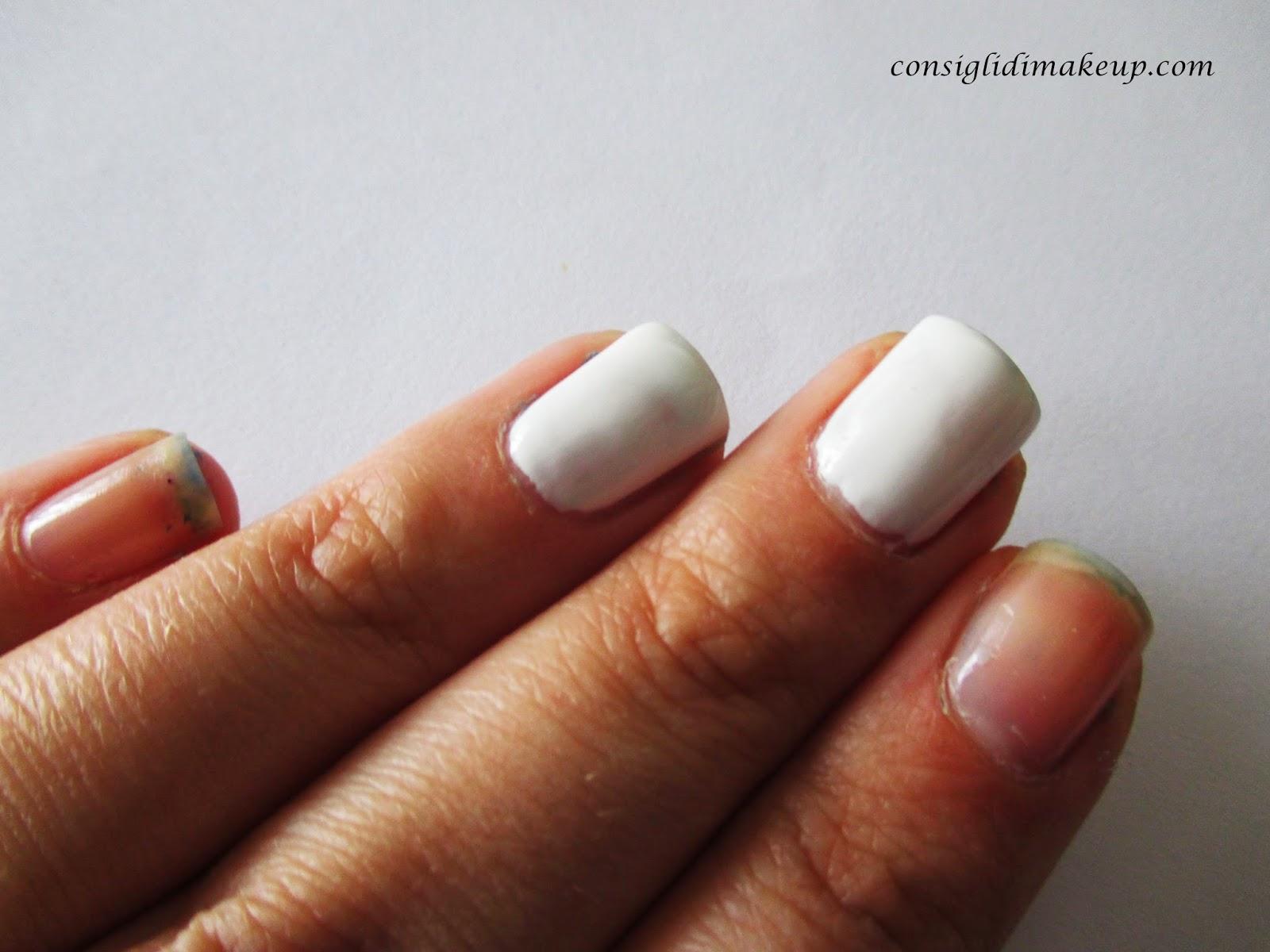 nail art pizzo