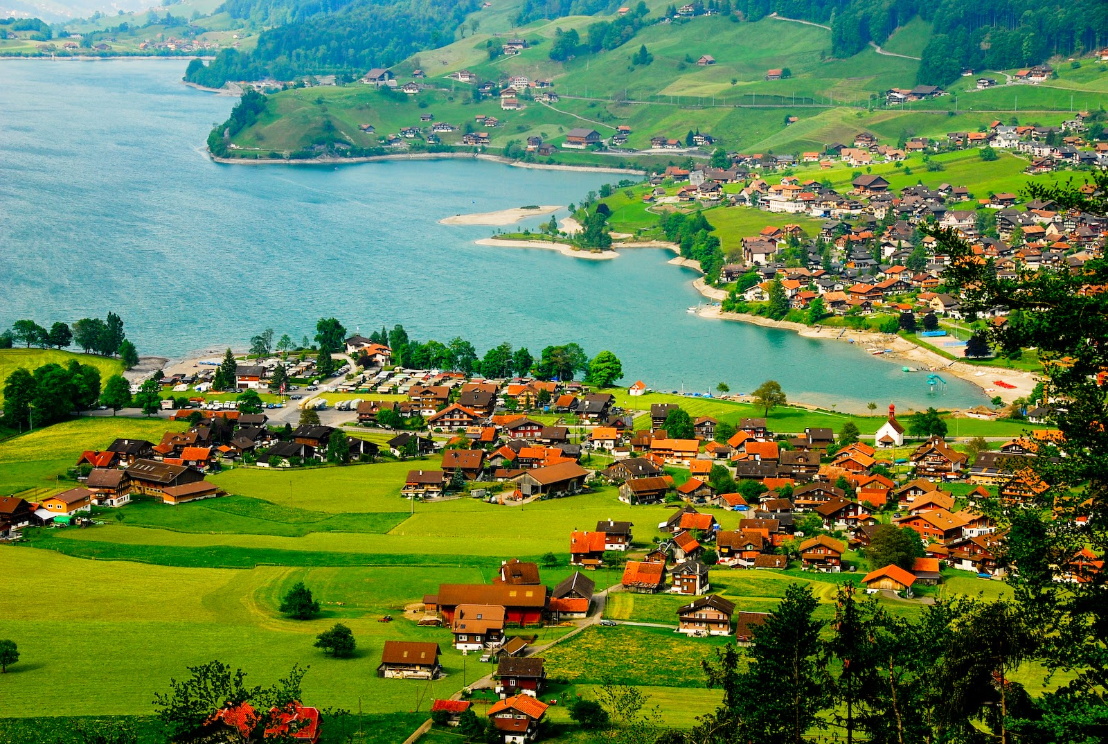 beautiful scenery in switzerland | most beautiful places in the