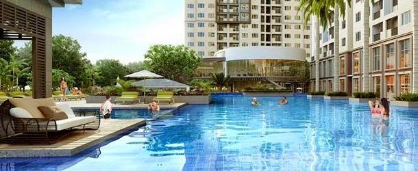 Hồ Bơi căn hộ Park Residence