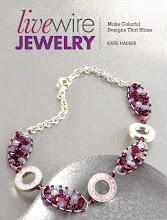 Make Colorful Crystal & Wire Jewelry