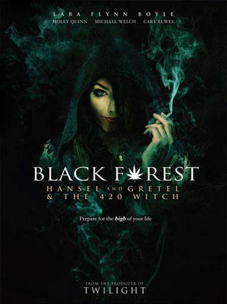 Black Forest (2012) poster
