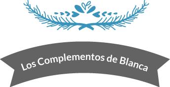 Los complementos de Blanca