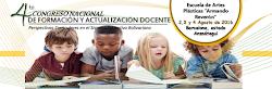 4to. Congreso Nacional de Formación y Actualización Docente
