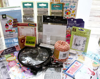 Blog Candy From Crafty Carley Ends at 1000 followers