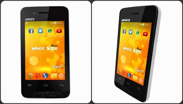 Nuevo-Smartphone-Lanix-Ilium-S106-Velocidad-Actualidad-Rendimiento-Almacenamiento-excelente-precio