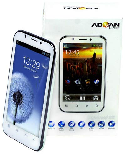 Daftar Harga Handphone Advan Agustus 2013