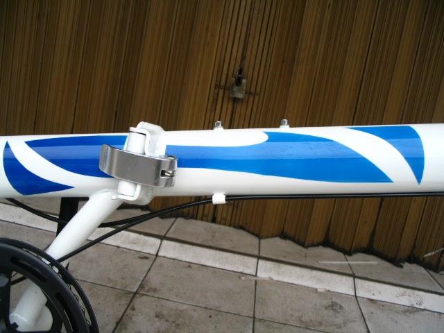 Ngecat MOTOR: SELI PGN (SEpeda LIpat Perusahaan Gas Negara)