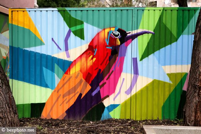 graffiti moscow