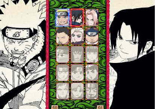 game PC Naruto Shinobi Breakdown