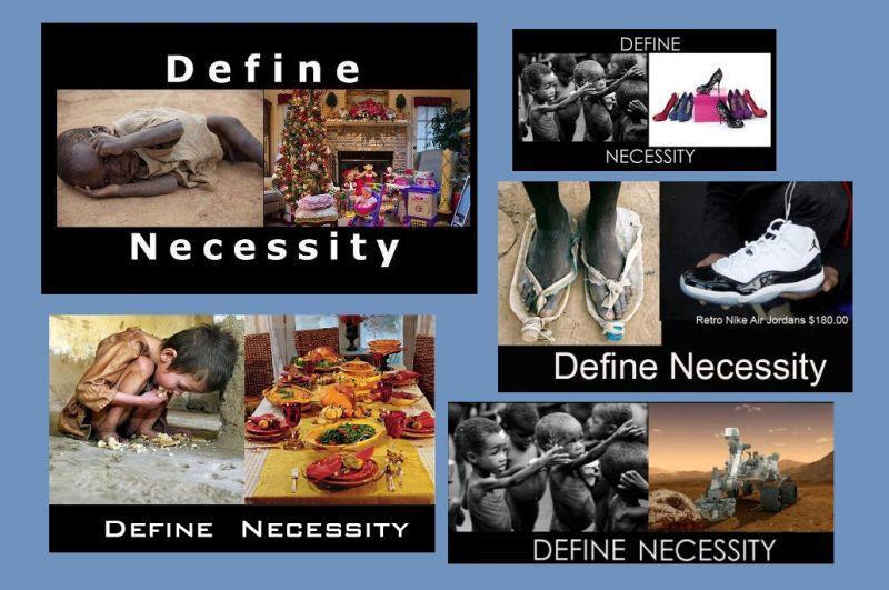 Define necessity | Ano...