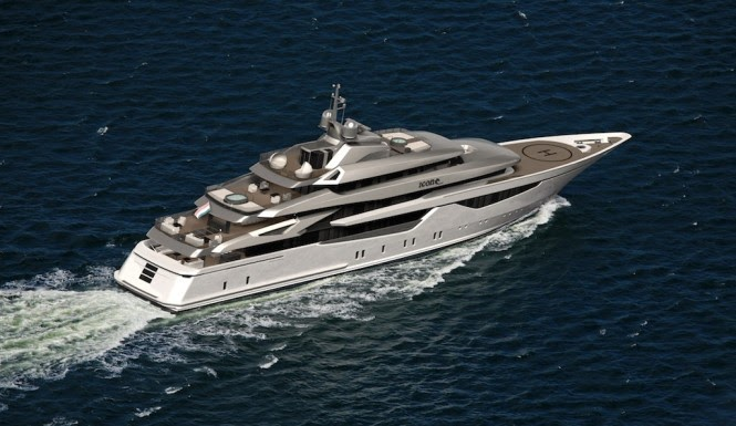 Megayacht global hot labs show hot designs for Yacht design milano