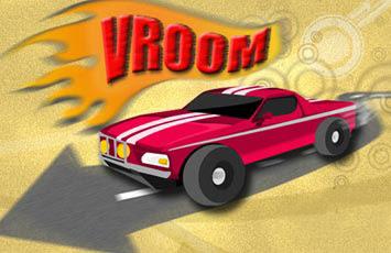 Vroom Araba Yarışı