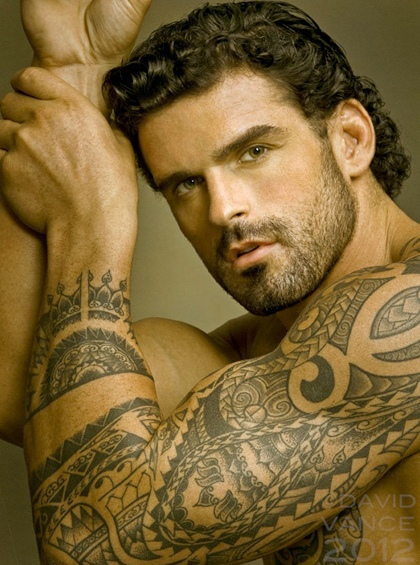 Stuart Reardon by David Vance
