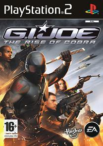 Torrent Super Compactado GI Joe The Rise of Cobra PS2
