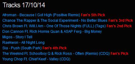 Download [Mp3]-[NEW TRACK RELEASE] เพลงสากลเพราะๆ ออกใหม่มาแรงประจำวันที่ 17 October 2014 [Solidfiles] 4shared By Pleng-mun.com