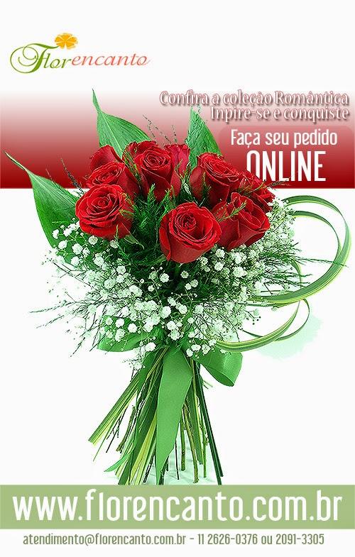 Inspire-se e conquiste - Buque de Flores Florencanto