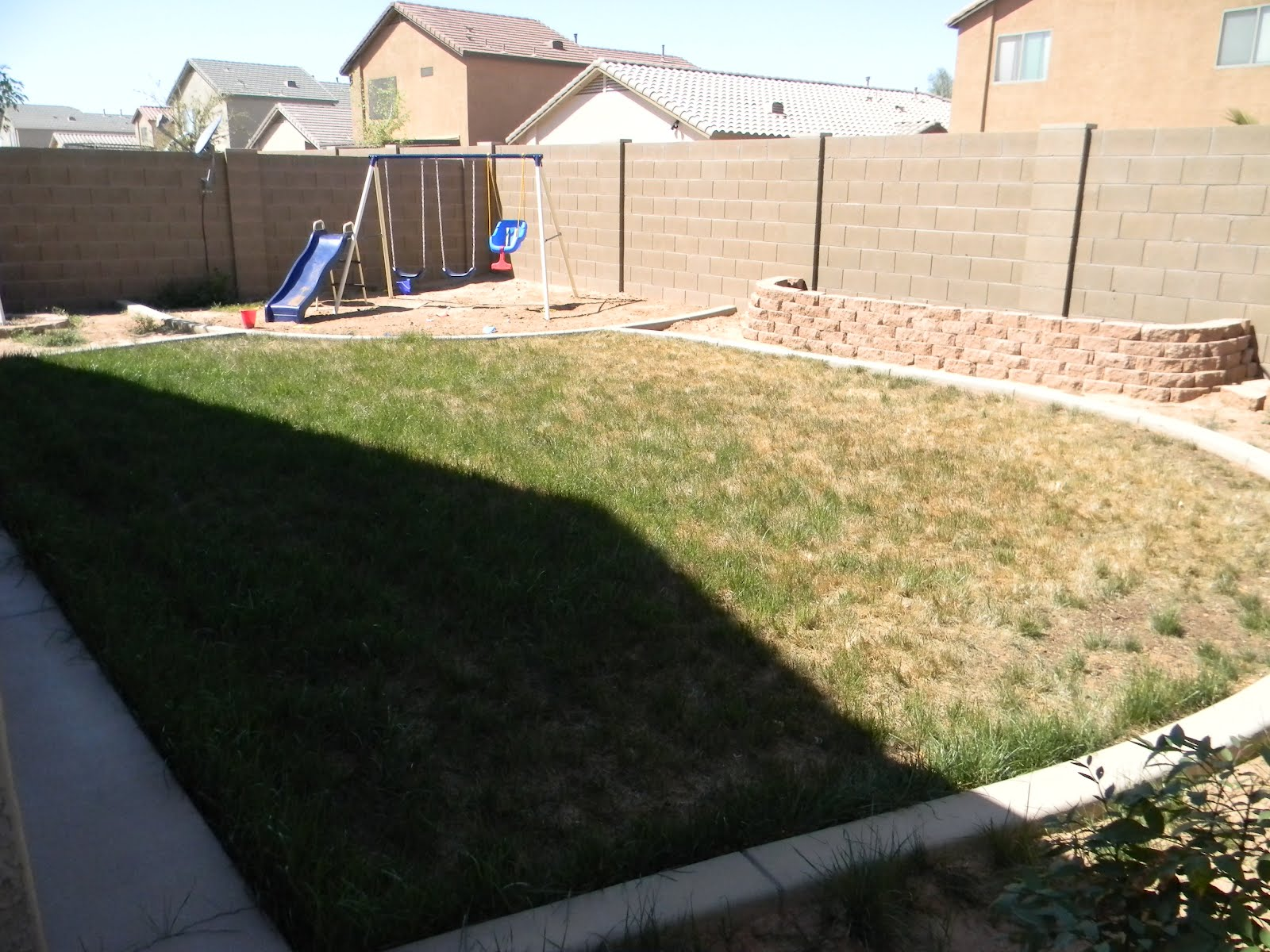 how to get rid of lumpy grass