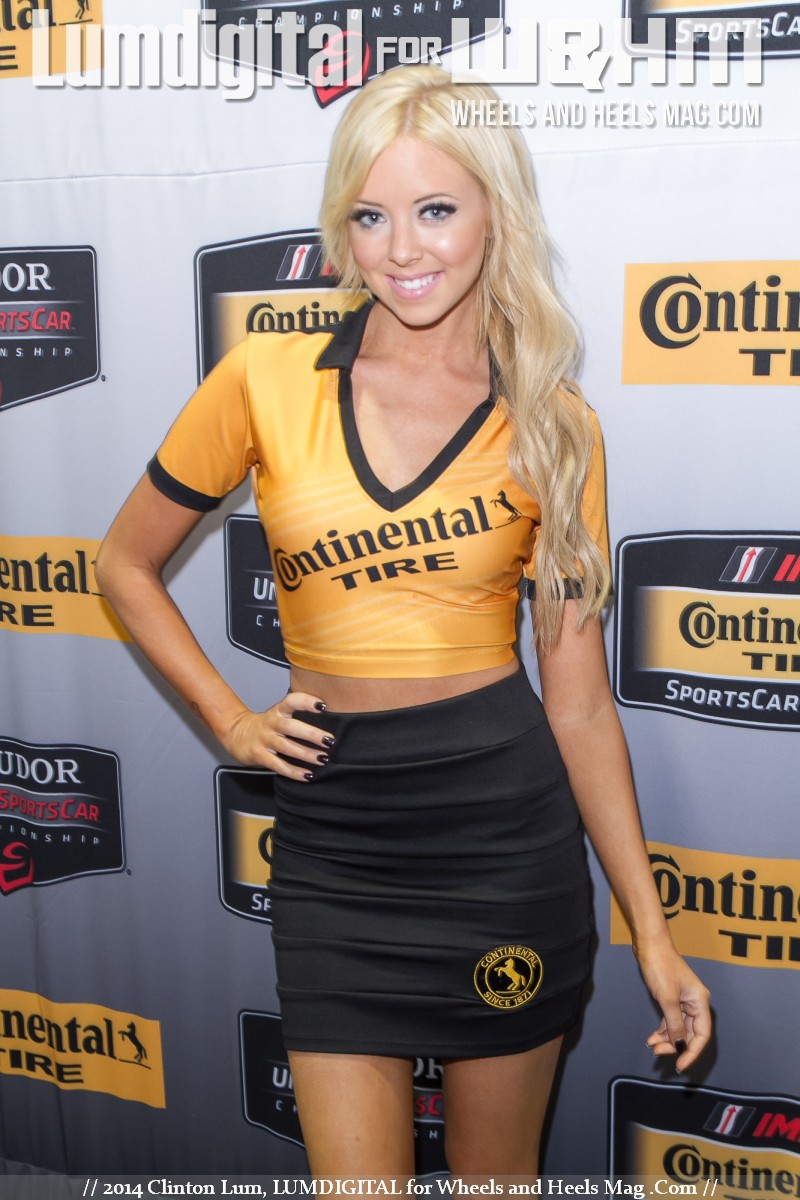Thanks to our sage contributor clinton lum we got the first glimpses of many awesome models there the continental tires came out with our cover models