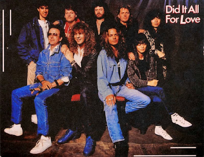 Phenomena Max Bacon - Mel Galley - John Thomas - Neil Murray - Michael Sturgis - Ray Gillen - John Wetton - Toshihiro Niimi - Kyoji Yamamoto