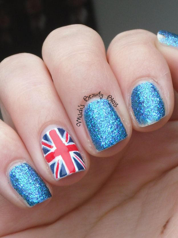 Mischs beauty blog notd june 26th union jack nail art today id like to share some nail art i recently did prinsesfo Image collections