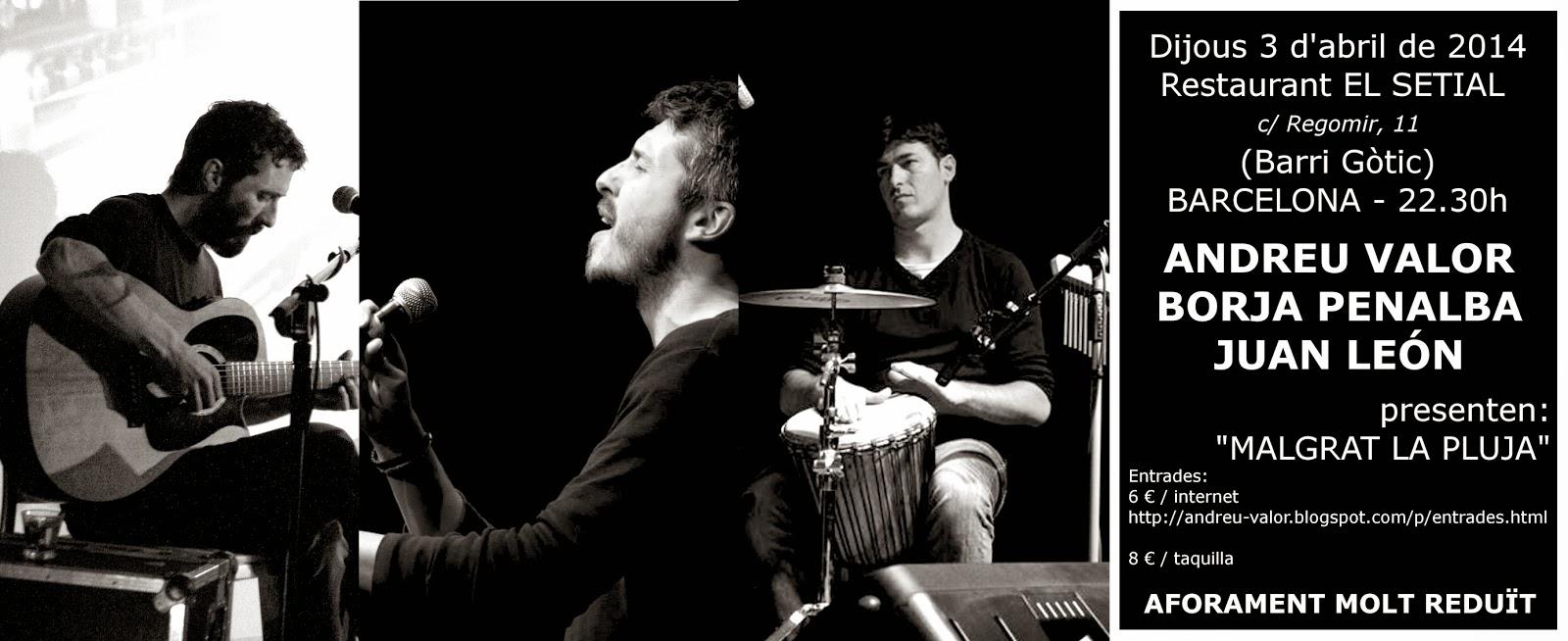 #ElSetial 03/04/14  @AndreuValor & @BPenalba