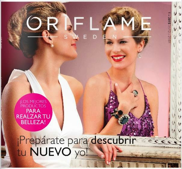 Catalogo de Oriflame C-1 2015 ES