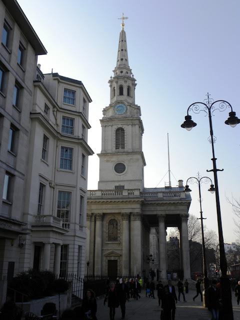 Saint Martin in the Fields London