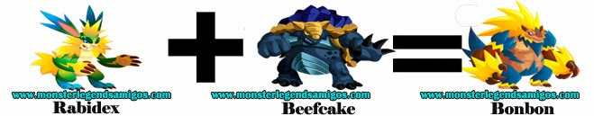como obtener el monster bonbon en monster legends formula 2