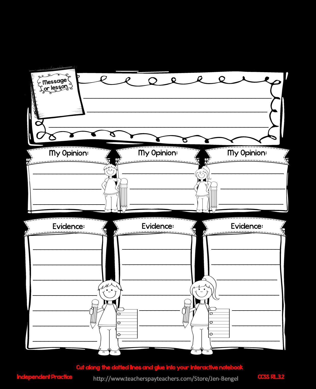 http://www.teacherspayteachers.com/Product/FreebieInteractive-Notebook-Lessons-for-Common-Core-Reading-Grade-2-1129447