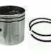 Ring piston motor 2 tak dan cara pemasangan
