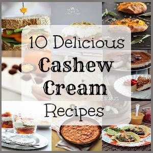 Cashew Cream Recipes