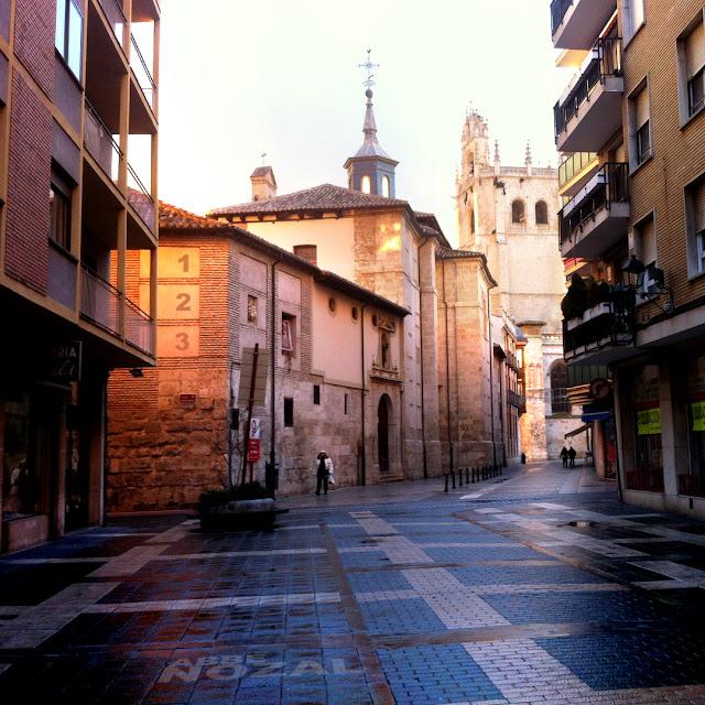 Catedral al fondo, 2016 Abbé Nozal