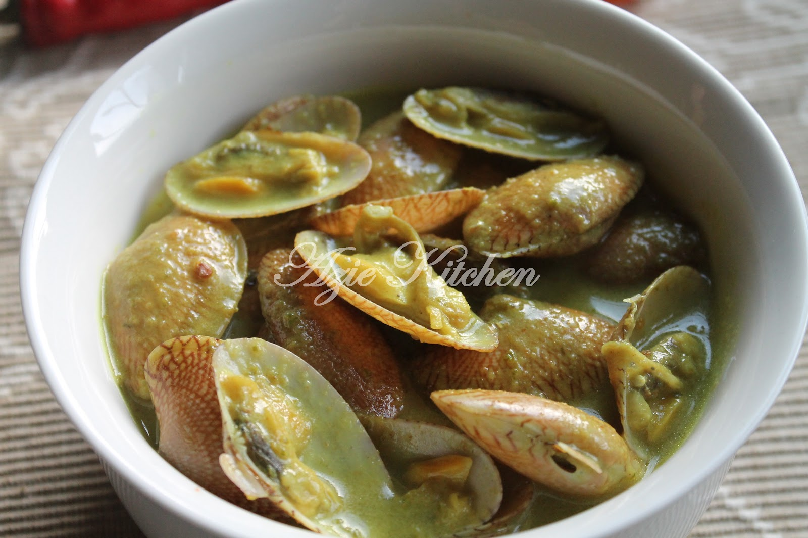 Masak Lemak Lala Azie Kitchen