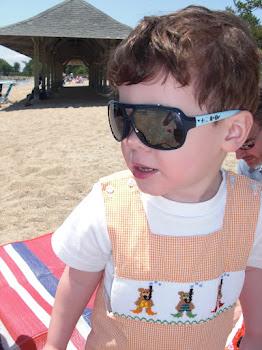 Father's Day Beach Picnic 2012