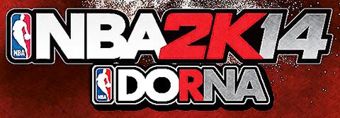 NBA 2K14 Court Dorna Pack