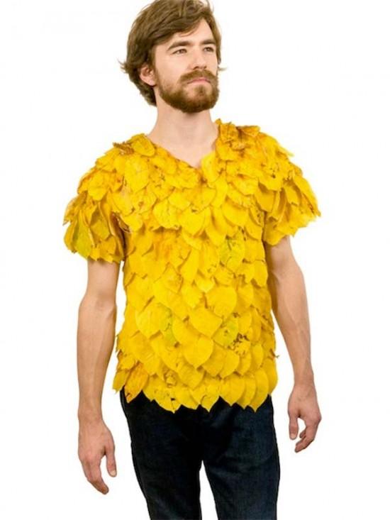Gorgeous Leaf Shirts Design For Men